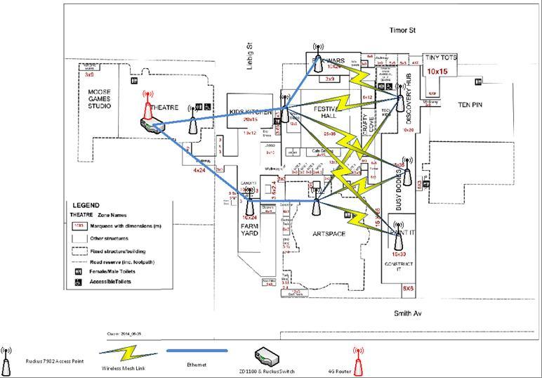 Warranbool map